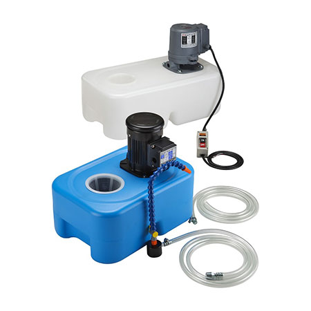 Lathe Coolant Pump System - 5-1.MC-8/SP-O series